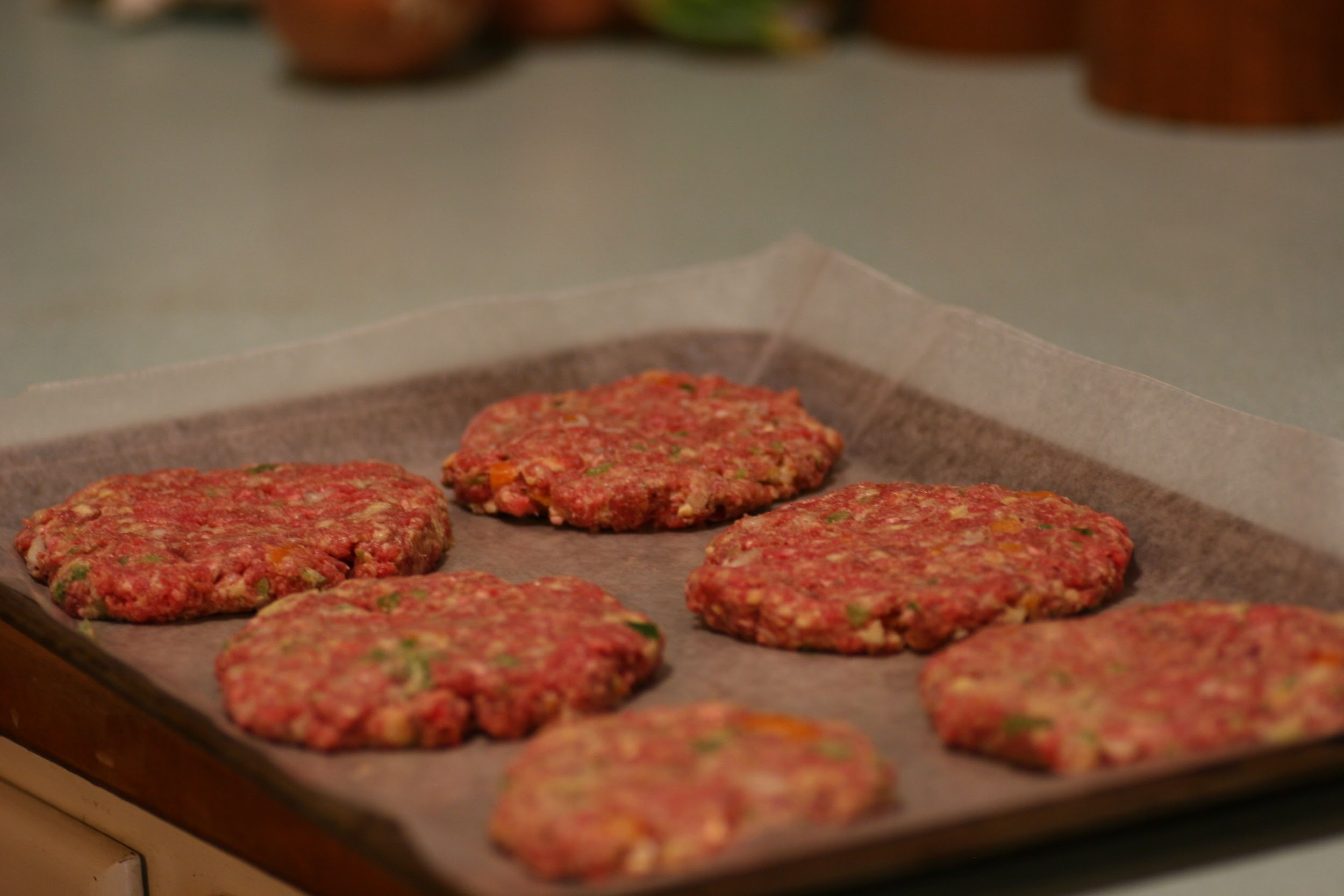 Firecracker Patties