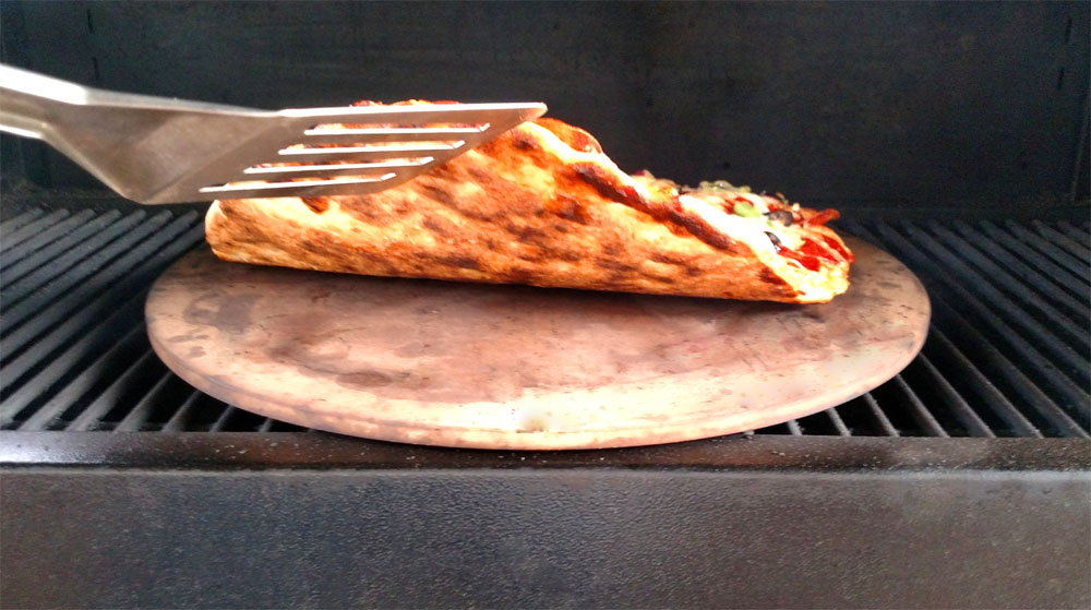 pellet grilled pizza crust