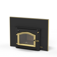 Shown with Gold Door, 28 x 38 Surround Panel and Surround Trim Kit