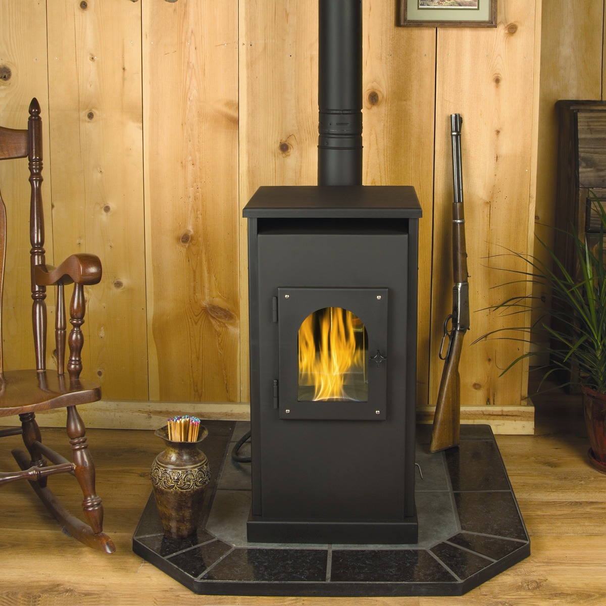 Arctic Oil Stove High Effeciency Stove From Kuma Stoves
