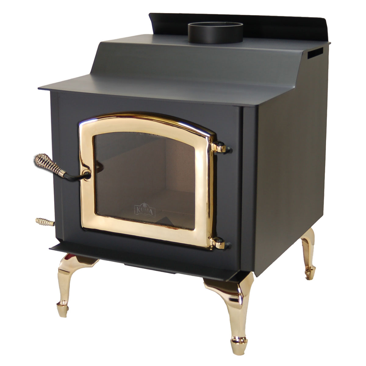 wood classic wood stove and fireplace from kuma stoves