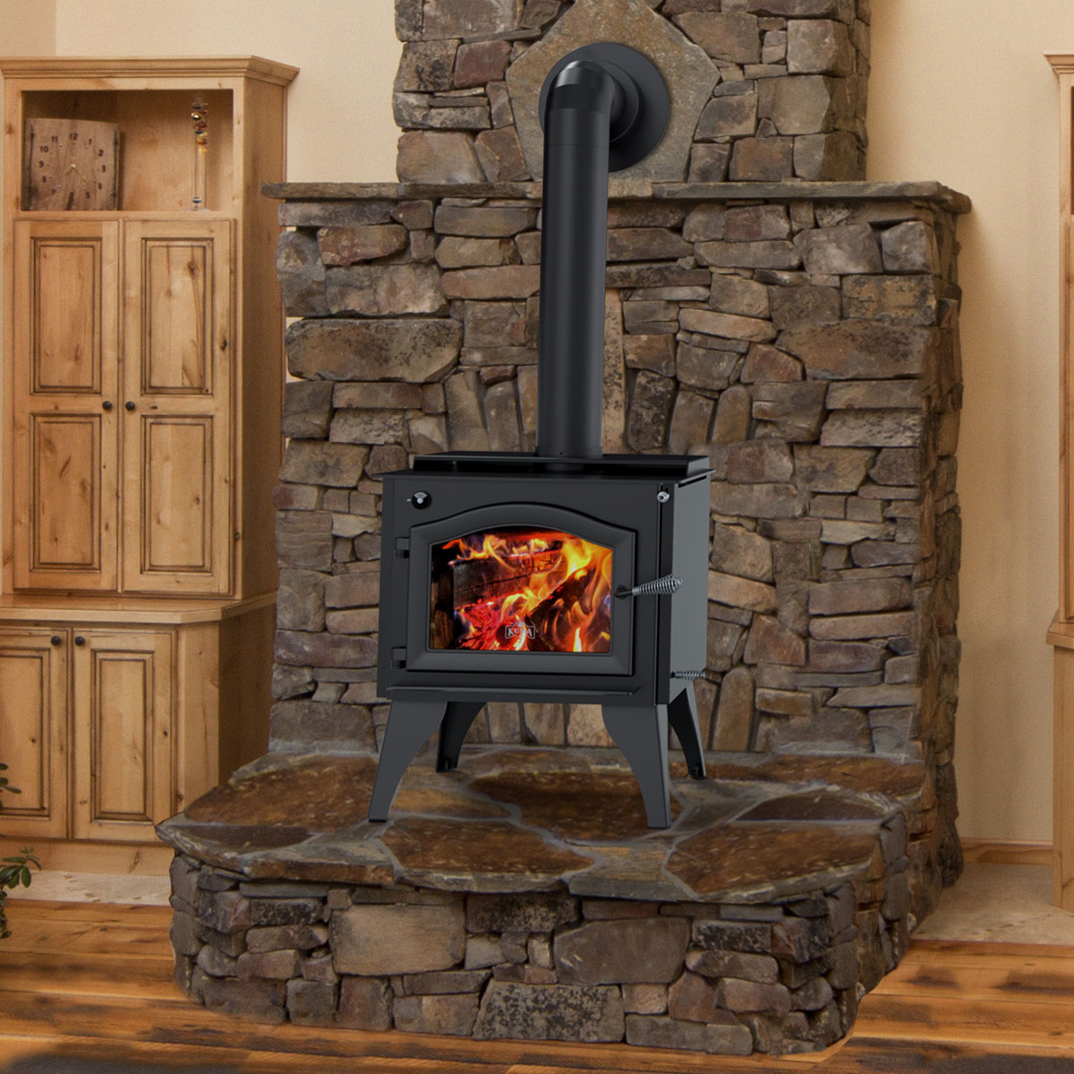 Ashwood LE Wood Stove