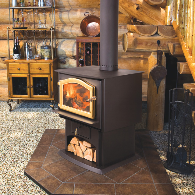 Ashwood Wood Stove