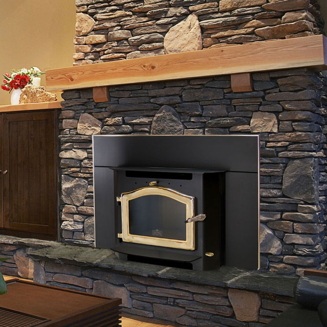 Sequoia Wood Stove Insert