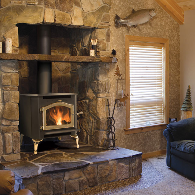 Wood stoves freestanding wood stoves by kuma stoves Fireplace setting ideas