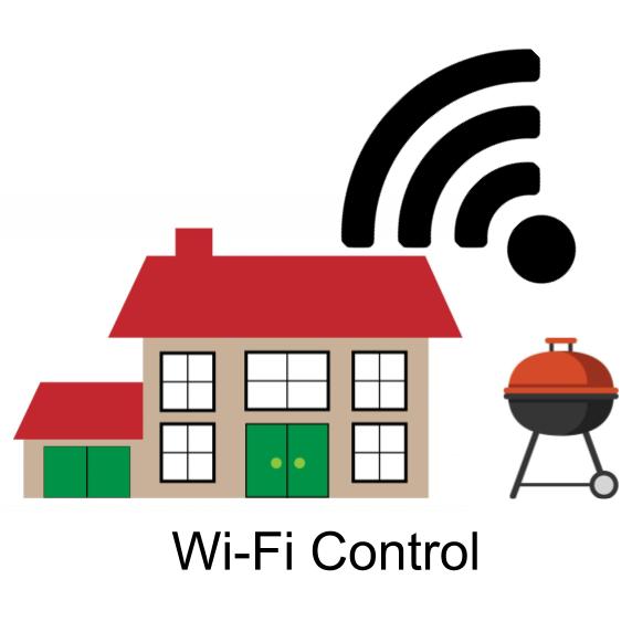 Wi-Fi Grill Control