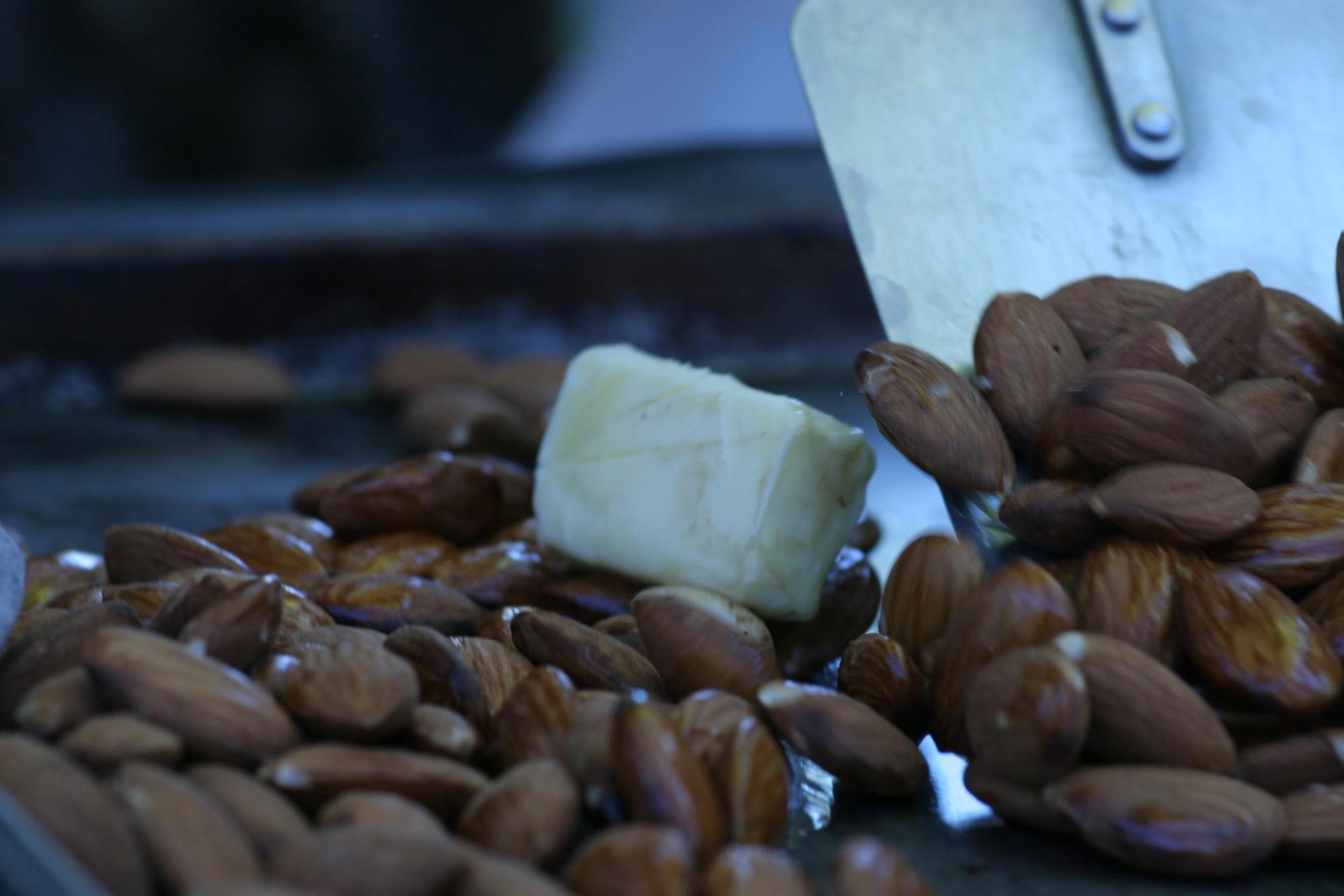 Buttered Almonds